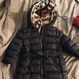 Burberry authentic jacket